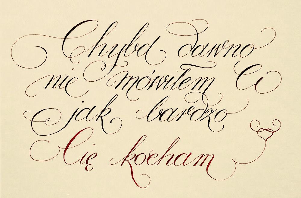 Kaligrafia Skryptorium