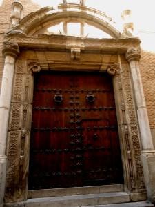 drzwi- kaligraf